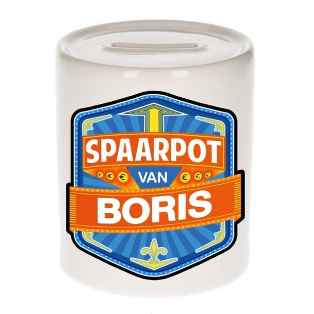 Kinder spaarpot voor Boris - Spaarpotten