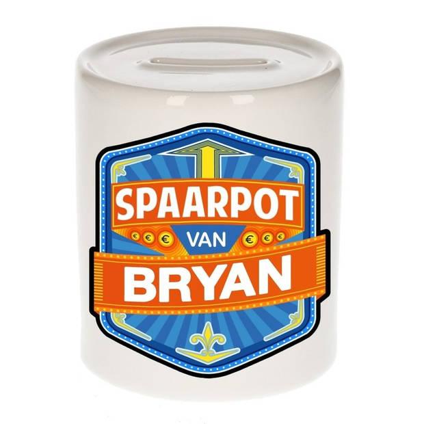 Kinder spaarpot voor Bryan - Spaarpotten