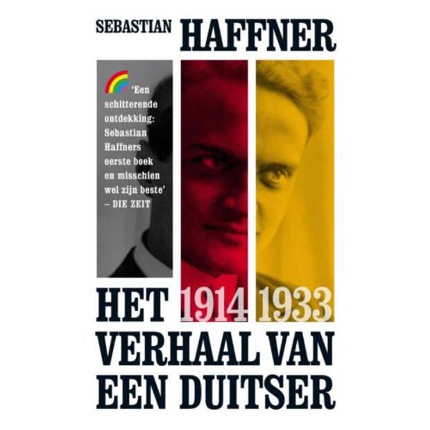 Het Verhaal Van Een Duitser 1914-1933 - Rainbow