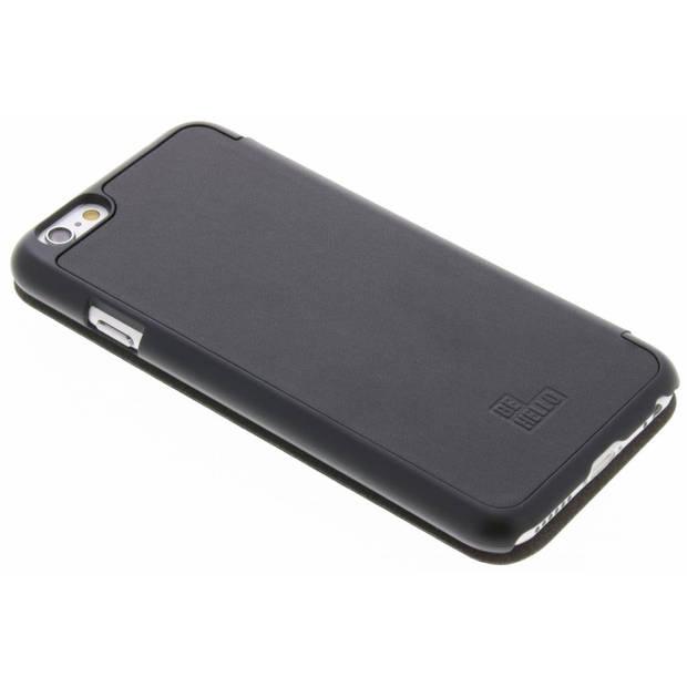 Zwarte Book Case voor de iPhone 6 / 6s