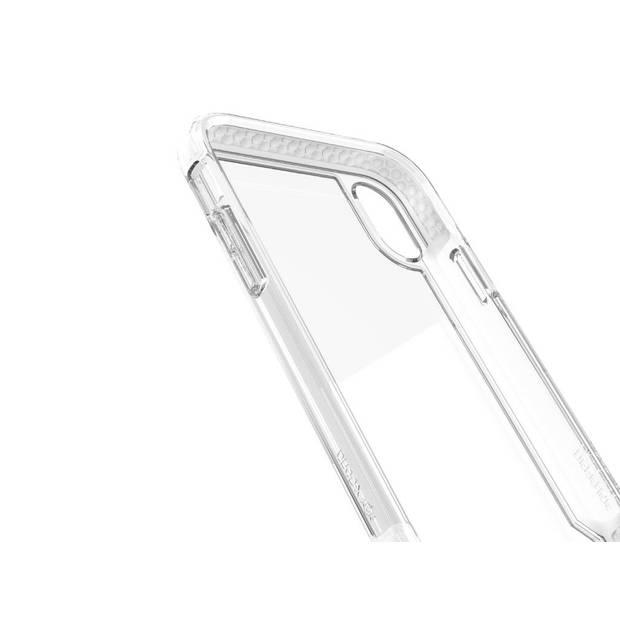Transparante Defense Clear Case voor de iPhone X / Xs