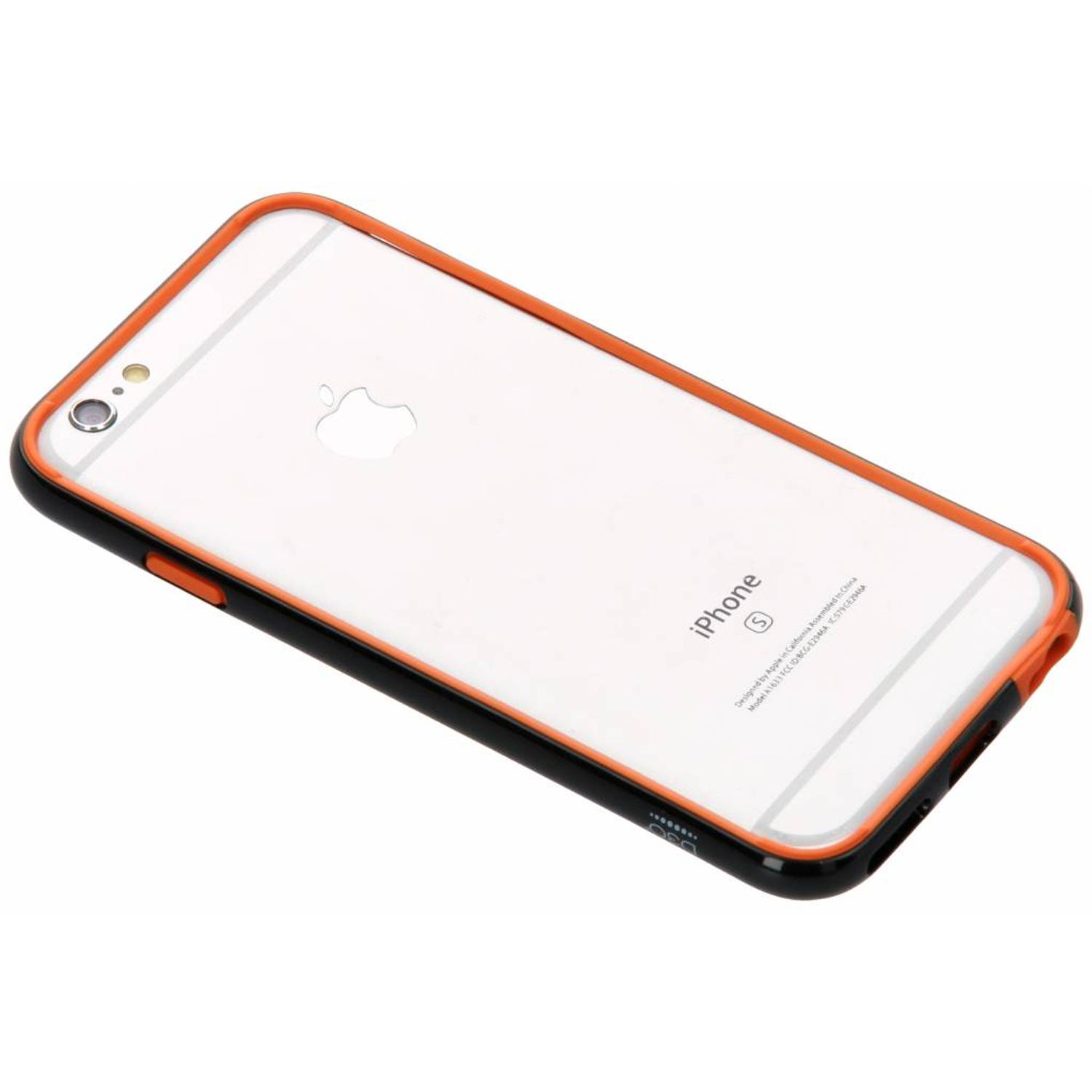 Zwarte D3O The Band Case voor de iPhone 6 / 6s