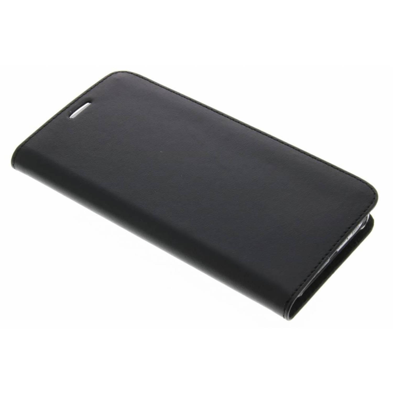 Booklet Classic Style voor de Samsung Galaxy S7 Edge - Zwart