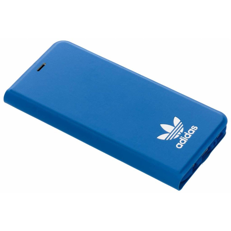 Blauwe Booklet Case voor de Samsung Galaxy S8