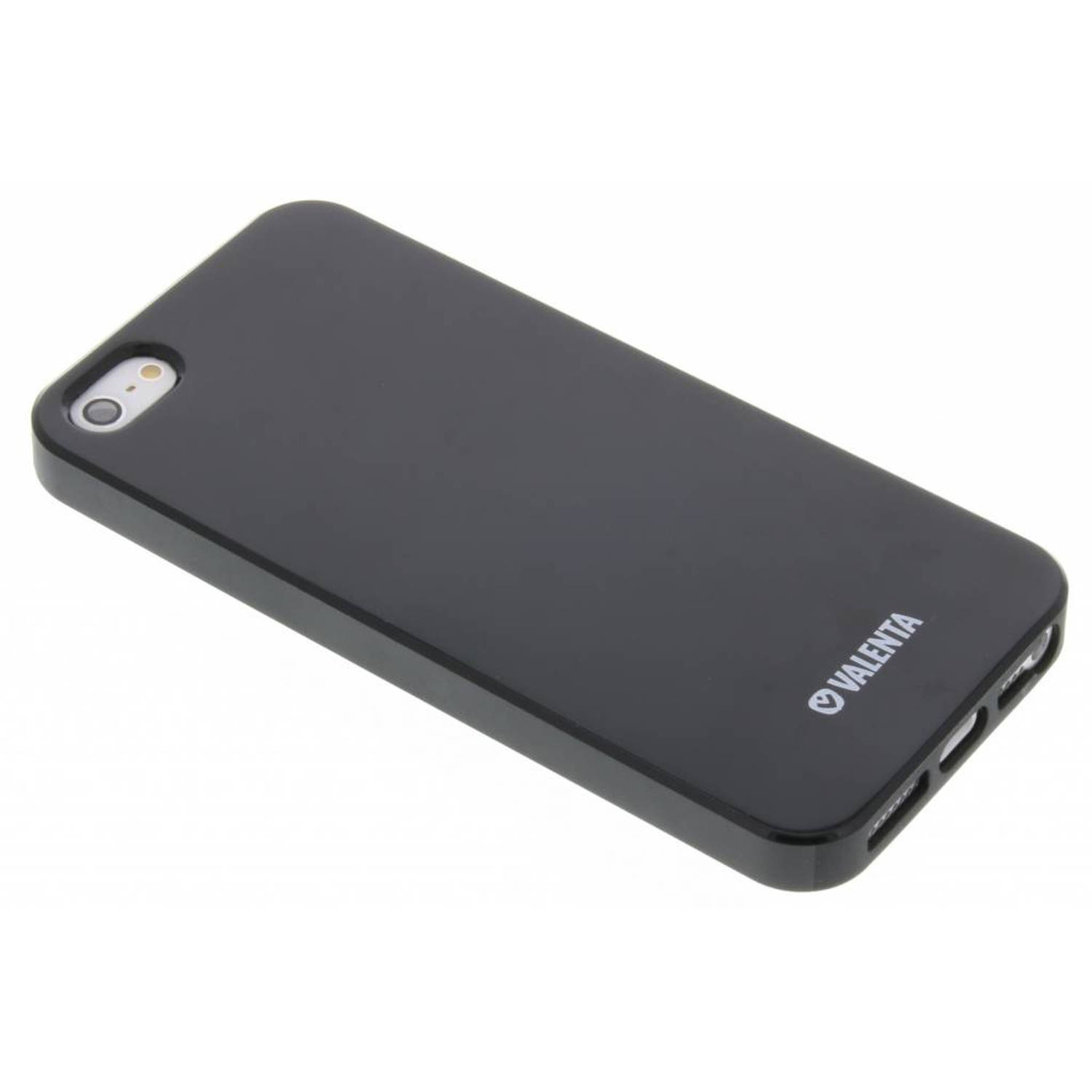 Zwart Click-On Active voor de iPhone 5 / 5s / SE