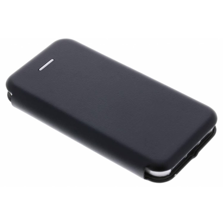 Zwarte Slim Foliocase voor de iPhone 5c