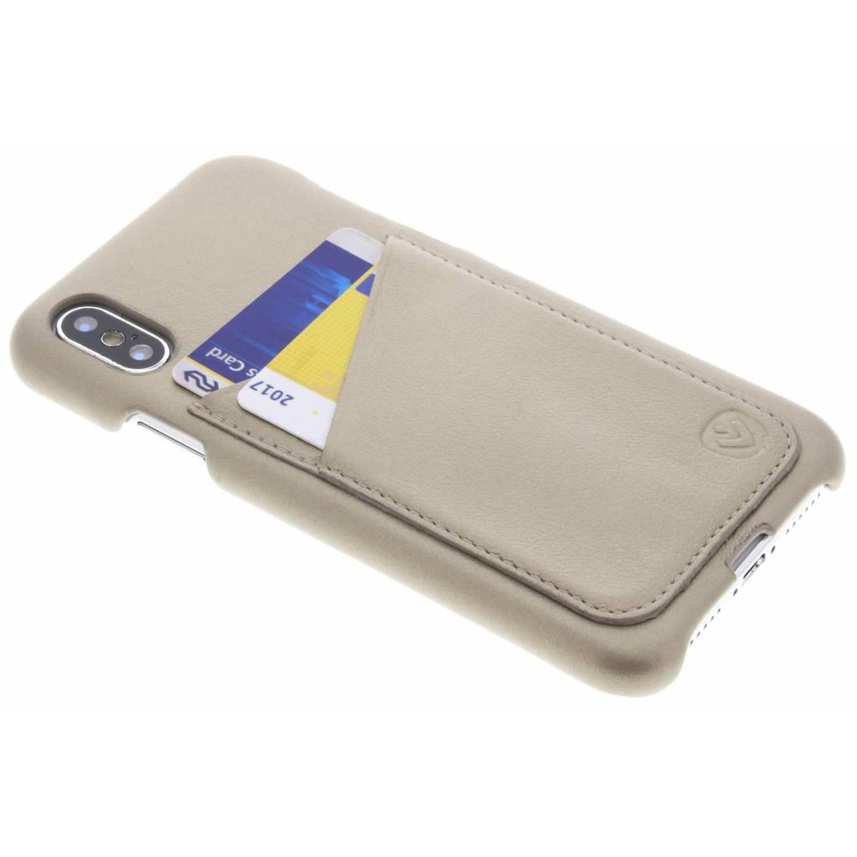 Gouden Back Cover Premium voor de iPhone Xs / X