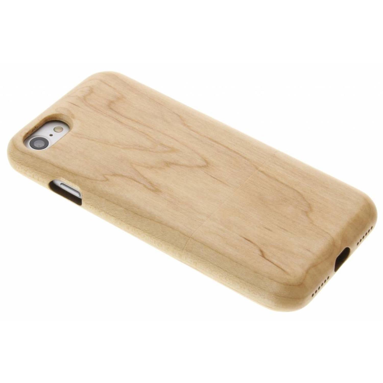 Bamboo echt houten hardcase hoesje voor de iPhone 7