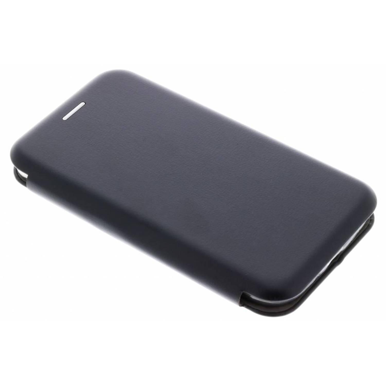 Zwarte Slim Foliocase voor de Samsung Galaxy S4