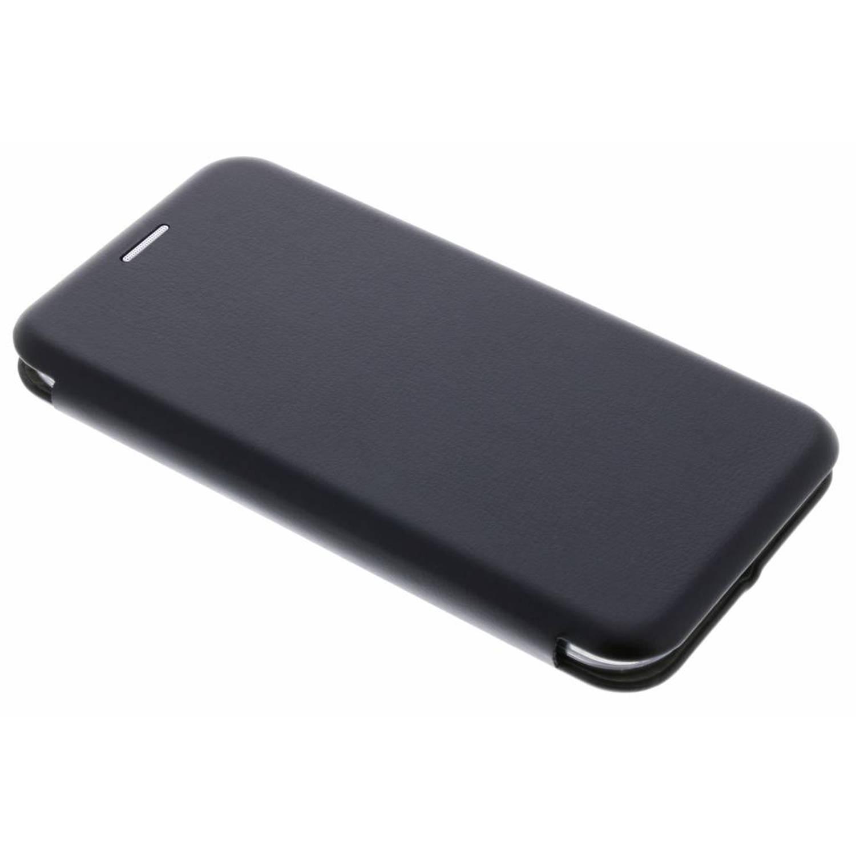 Zwarte Slim Foliocase voor de Samsung Galaxy J5