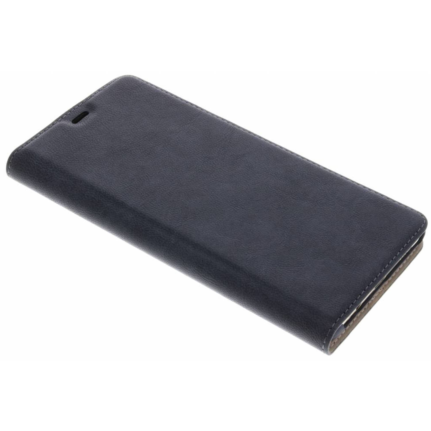 Zwarte Slim Booklet Case voor de Samsung Galaxy Note 8