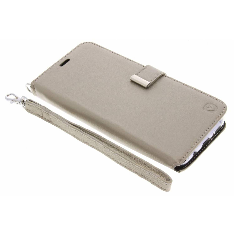 Gouden Booklet Premium Handstrap voor de Samsung Galaxy S8 Plus
