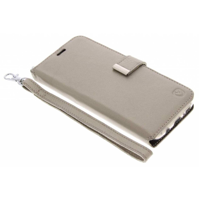Gouden Booklet Premium Handstrap voor de Samsung Galaxy S8