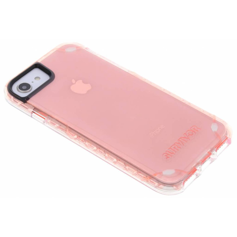 Roze Survivor Slim Fit voor de iPhone 8 / 7 / 6s / 6