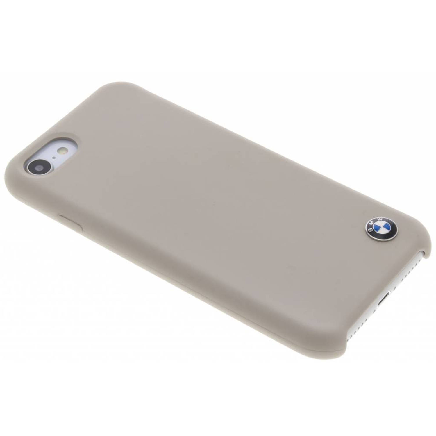 Taupe Silicone Hard Case voor de iPhone 8 / 7 / 6s / 6