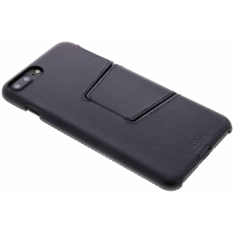 Back Cover Classic Style voor de iPhone 8 Plus / 7 Plus - Zwart