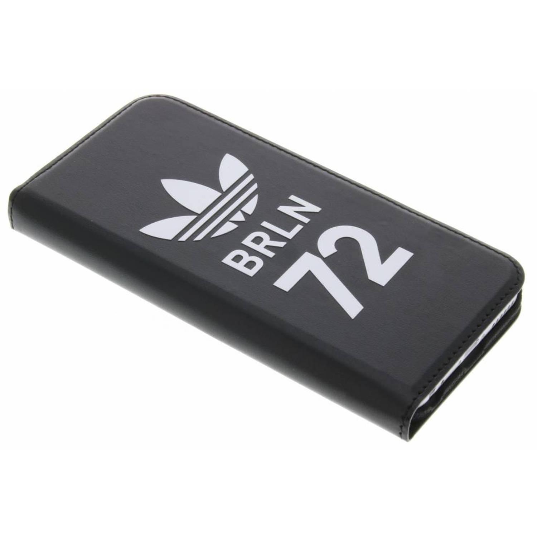 Moulded Booklet Case BRLN 72 voor de iPhone 6 / 6S - Zwart