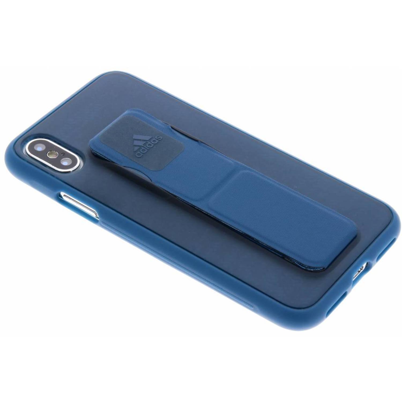 Blauwe Grip Case voor de iPhone Xs / X
