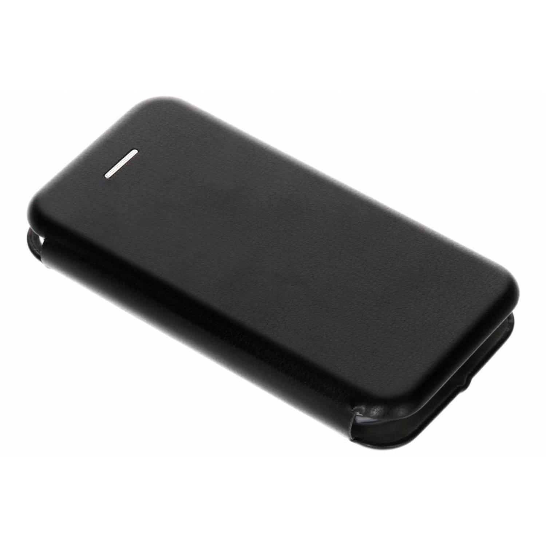 Zwarte Slim Foliocase voor de Samsung Galaxy S3 Mini
