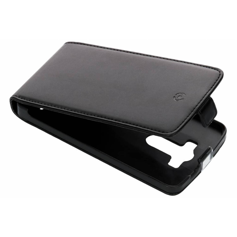 Zwarte Flipcase voor de LG G3