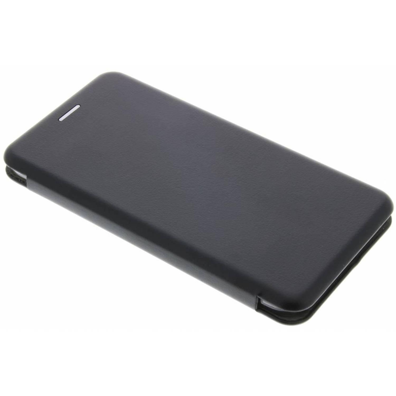 Zwarte Slim Foliocase voor de Samsung Galaxy S6 Edge