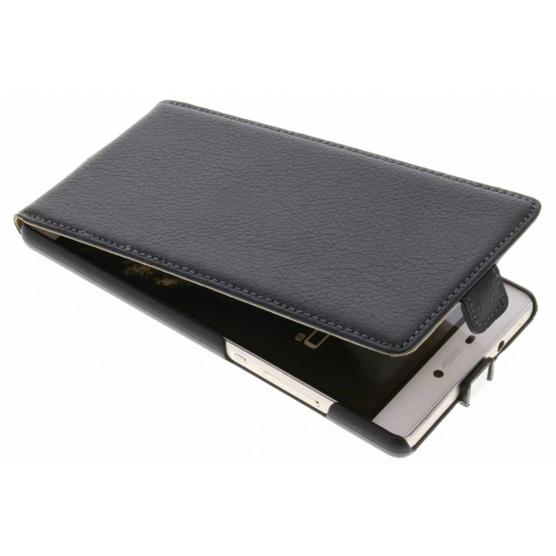 Zwarte Smartcase voor de Huawei P8