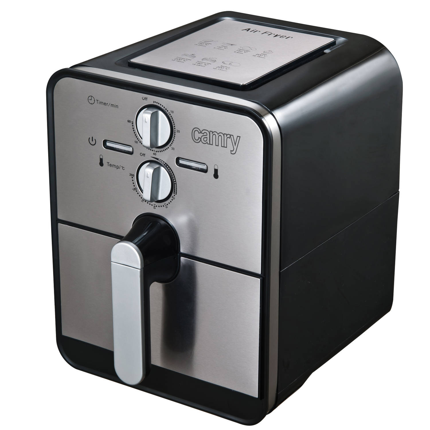 Image of Camry CR 6306 Air Fryer Hete lucht Friteuse