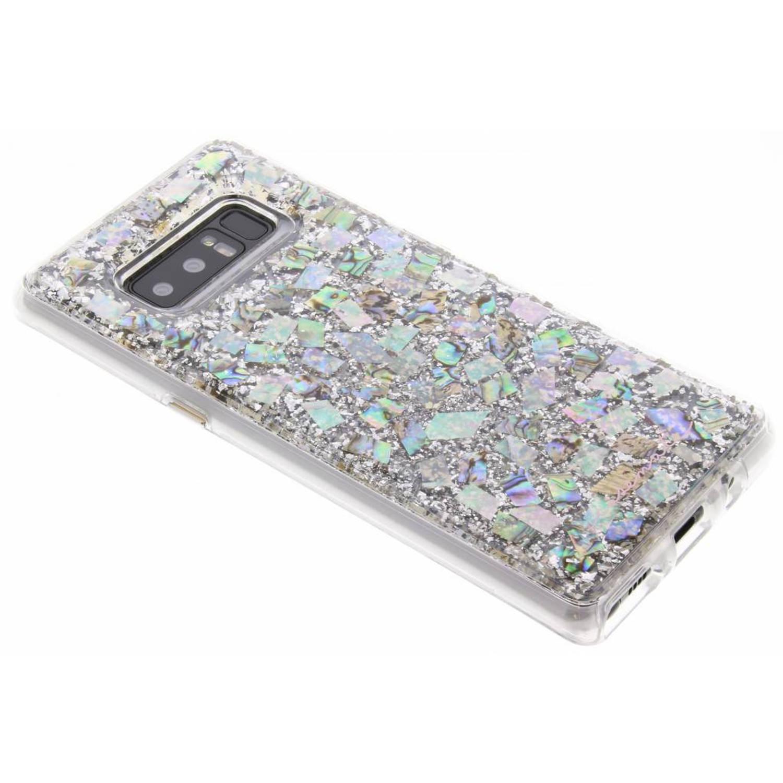 Zilveren Karat Case voor de Samsung Galaxy Note 8