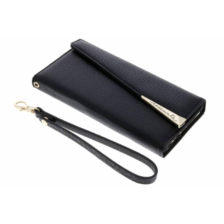 Zwarte Folio Wristlet voor de Samsung Galaxy Note 8