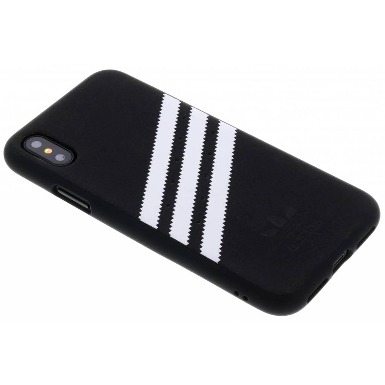Zwarte Basics Moulded Case voor de iPhone Xs / X