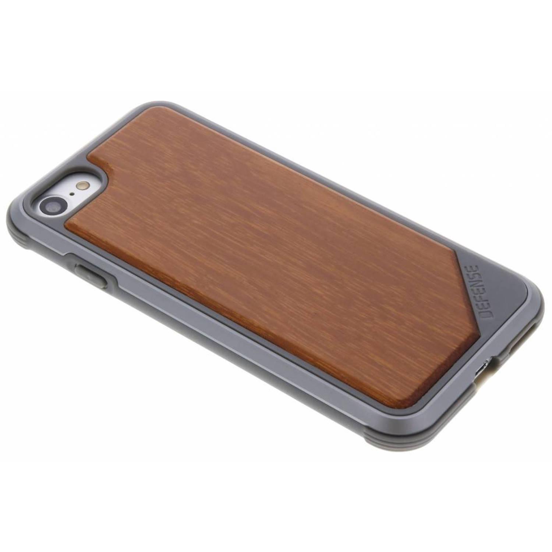 Bruine Defense Lux Cover voor de iPhone 8 / 7