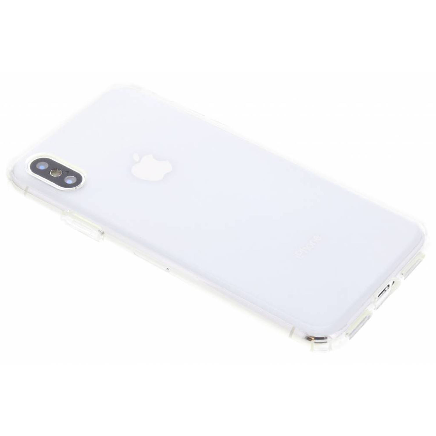 Transparante Liquid Crystal Case voor de iPhone X