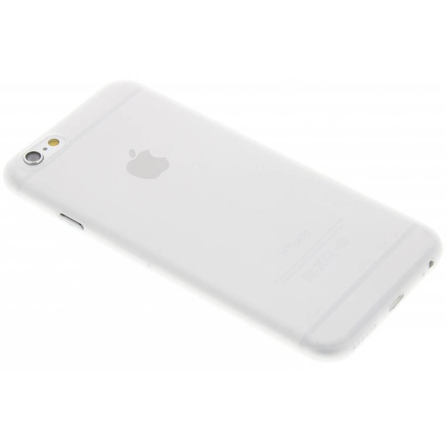 Airskin Back Cover voor de iPhone 6 / 6s - Soft Clear