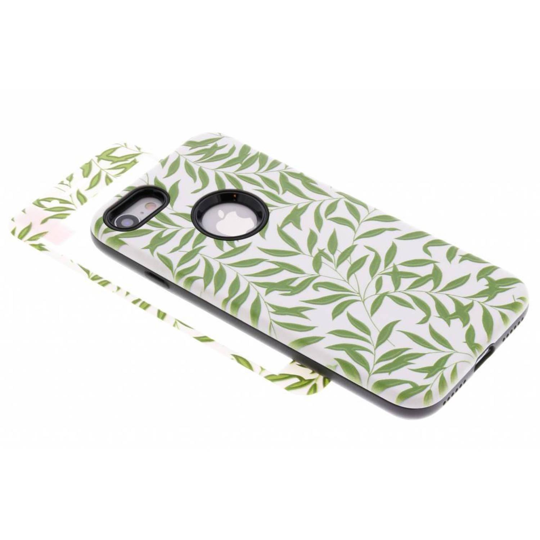 360° Bladeren design hardcase voor de iPhone 8 / 7