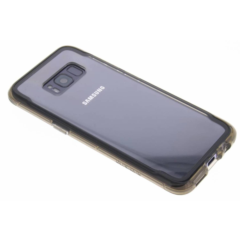 Zwarte Survivor Clear Case voor de Samsung Galaxy S8