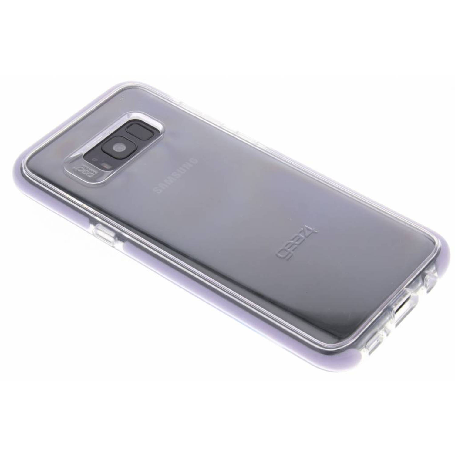 Paarse D3O Piccadilly Case voor de Samsung Galaxy S8 Plus