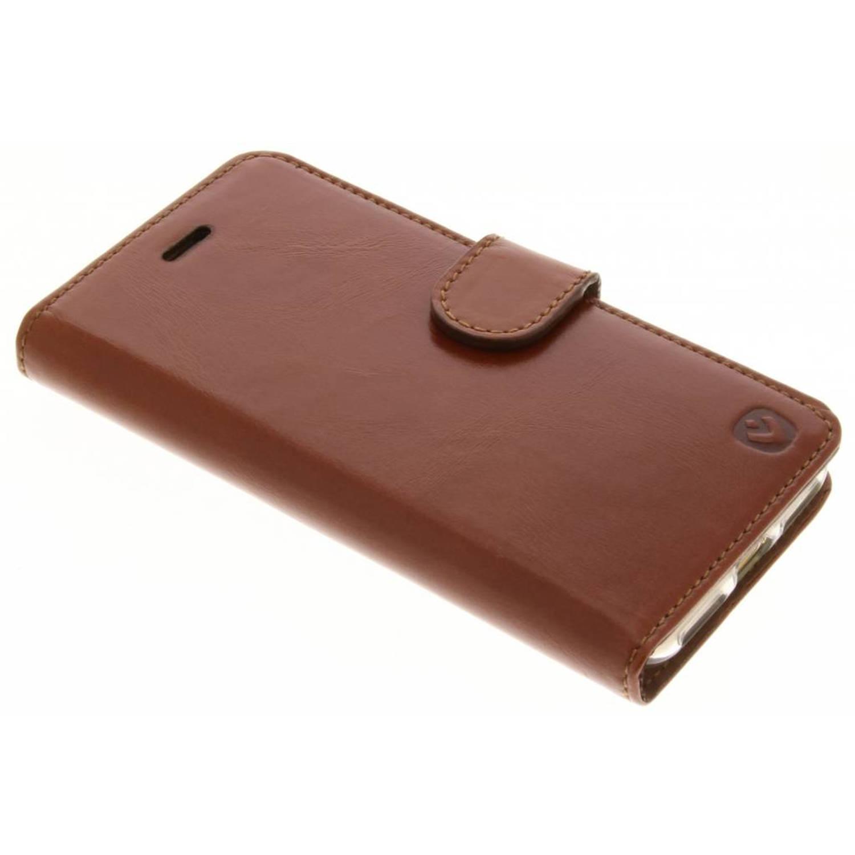 Bruine Booklet Premium voor de iPhone 8 / 7
