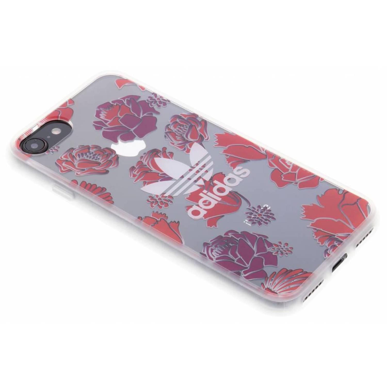 Rode Clear Case voor de iPhone 8 / 7