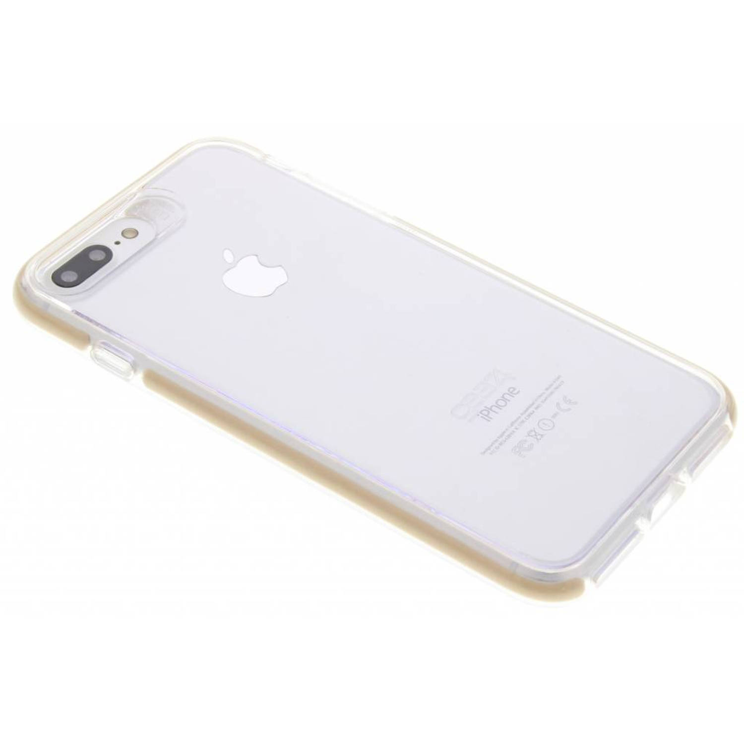 D3O Piccadilly Case voor de iPhone 8 Plus / 7 Plus - Goud
