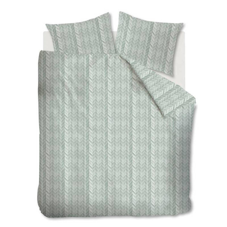 Afbeelding van At Home with Marieke At Home Fold dekbedovertrek - 1-persoons (140x200/220 cm + 1 sloop)