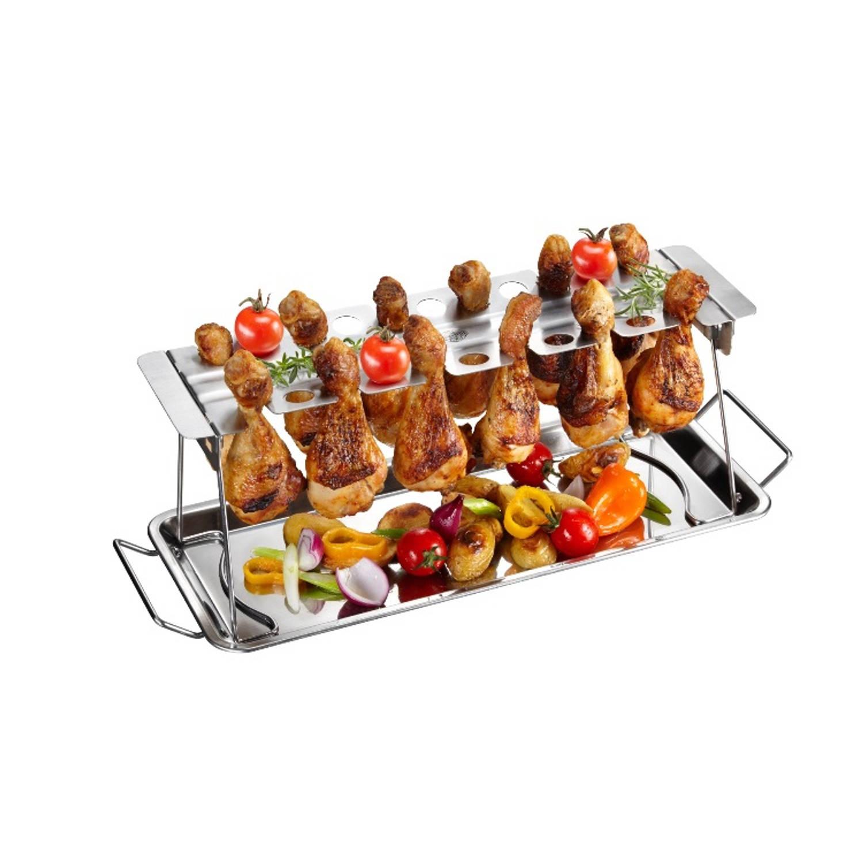 Kippenboutenhouder Barbecue - Gefu