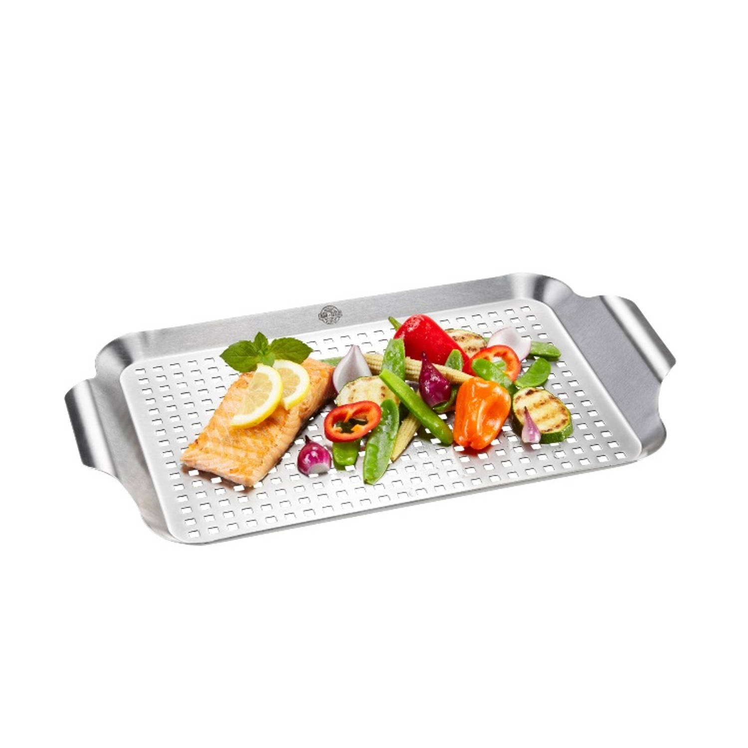 Grillpan Barbecue 43 cm x 25 cm Gefu