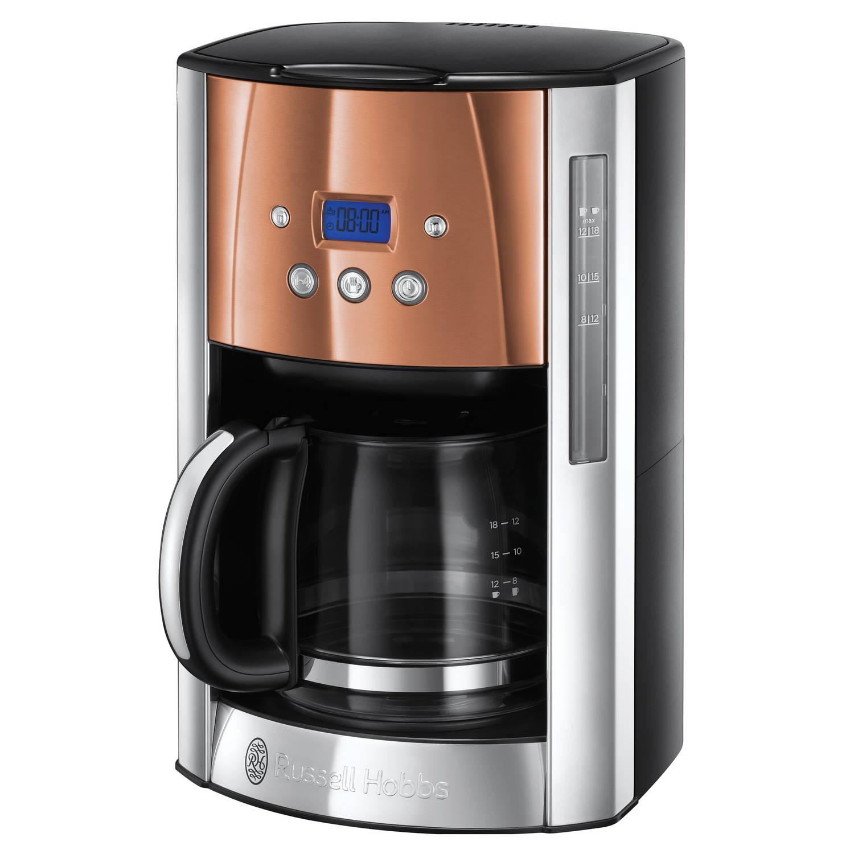 Russell Hobbs koffiezetapparaat Luna Copper 24320-56