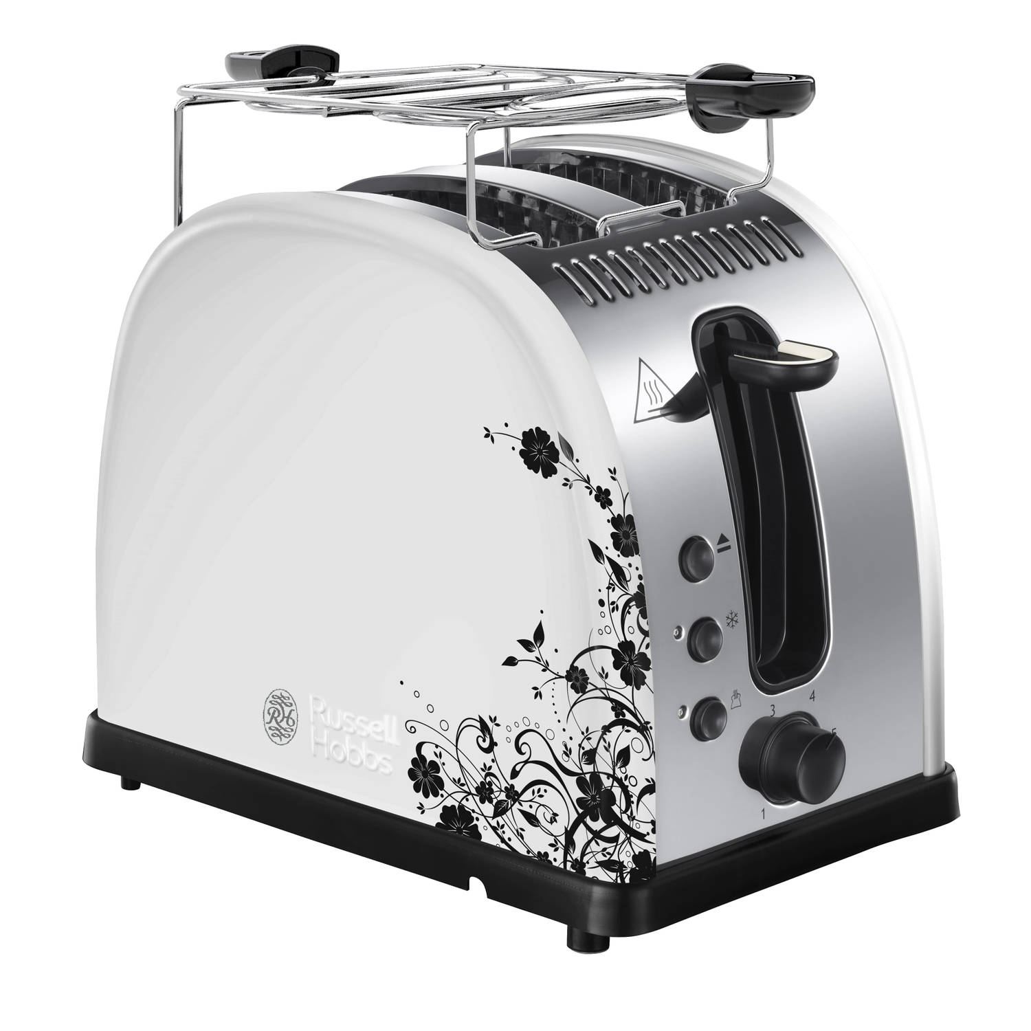 Russell Hobbs broodrooster Legacy Floral White 21973-56