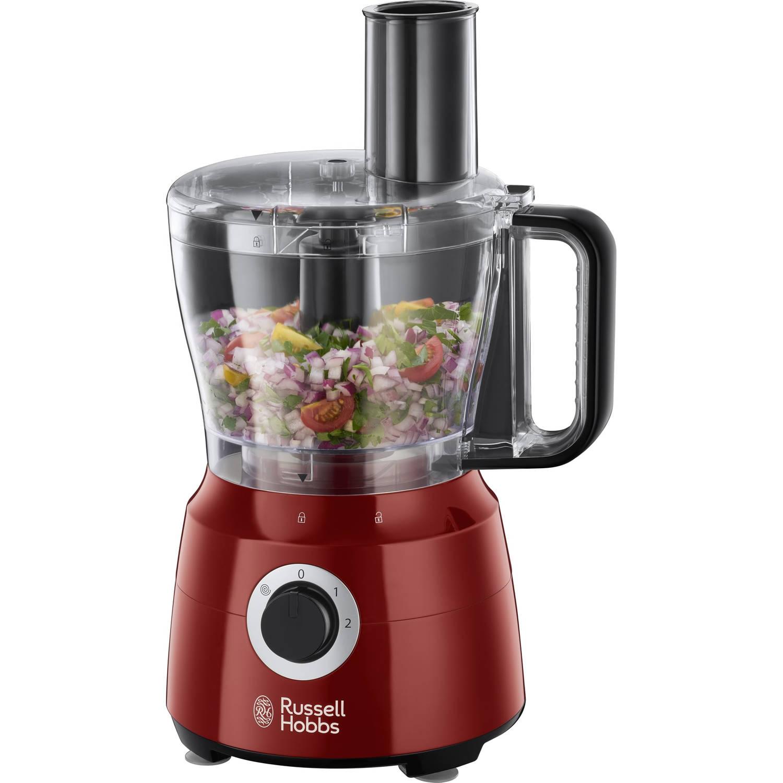 Russell Hobbs keukenmachine Desire - rood