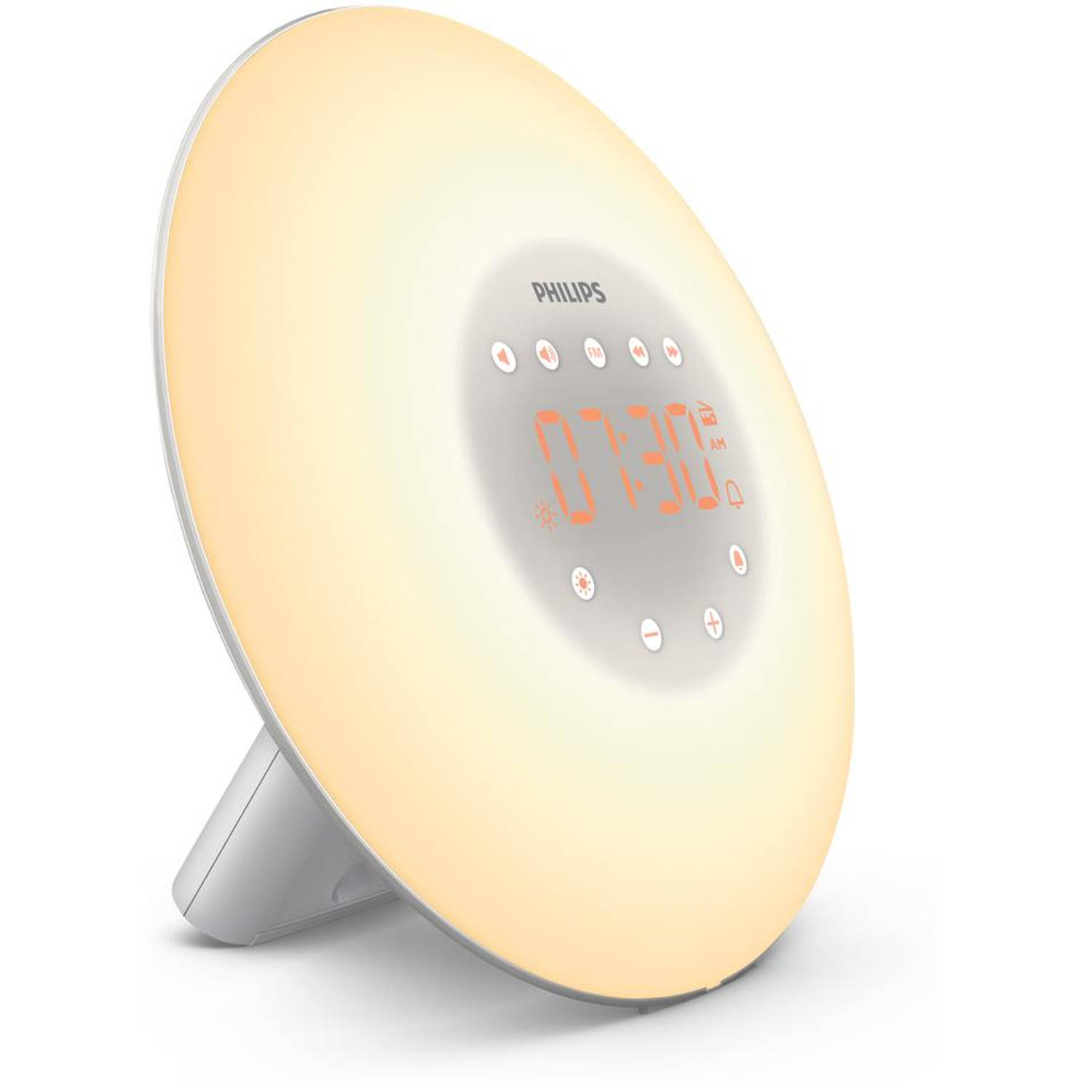 Philips Wake-up Light HF3506/05 - zilver