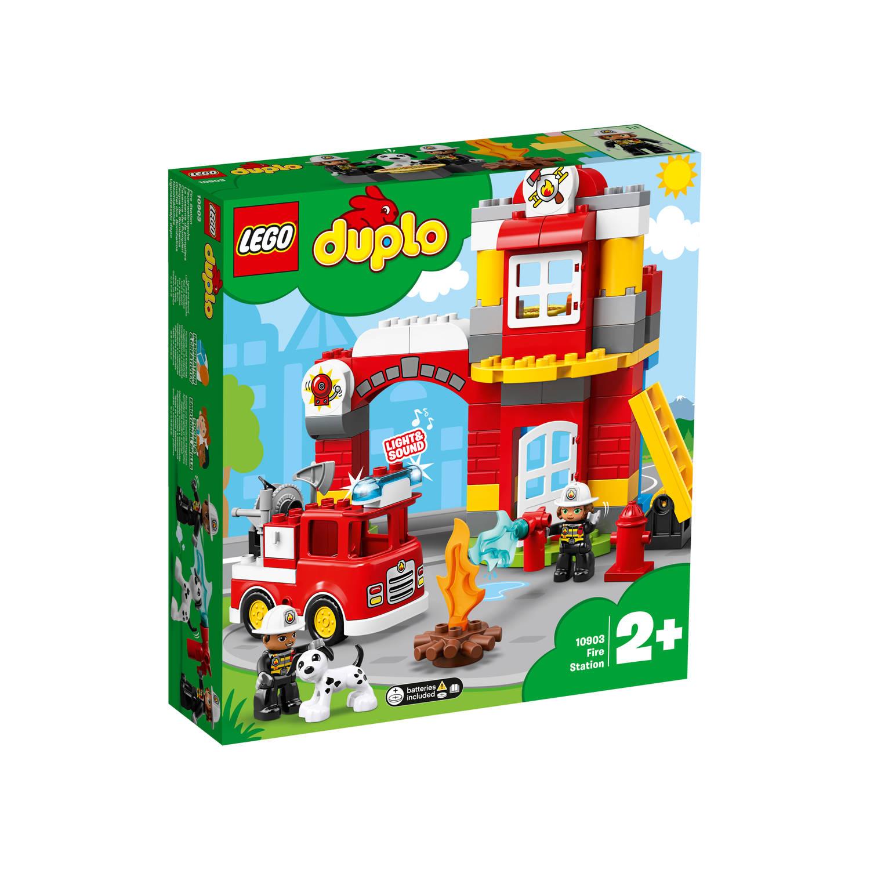 Korting LEGO Duplo Brandweerkazerne 10903