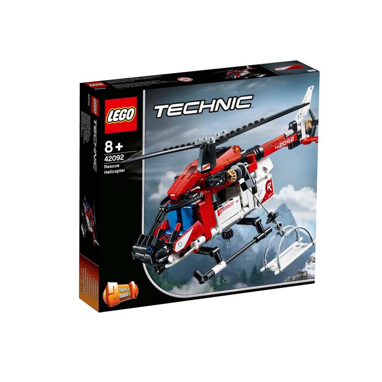 Korting LEGO Technic reddingshelikopter 42092