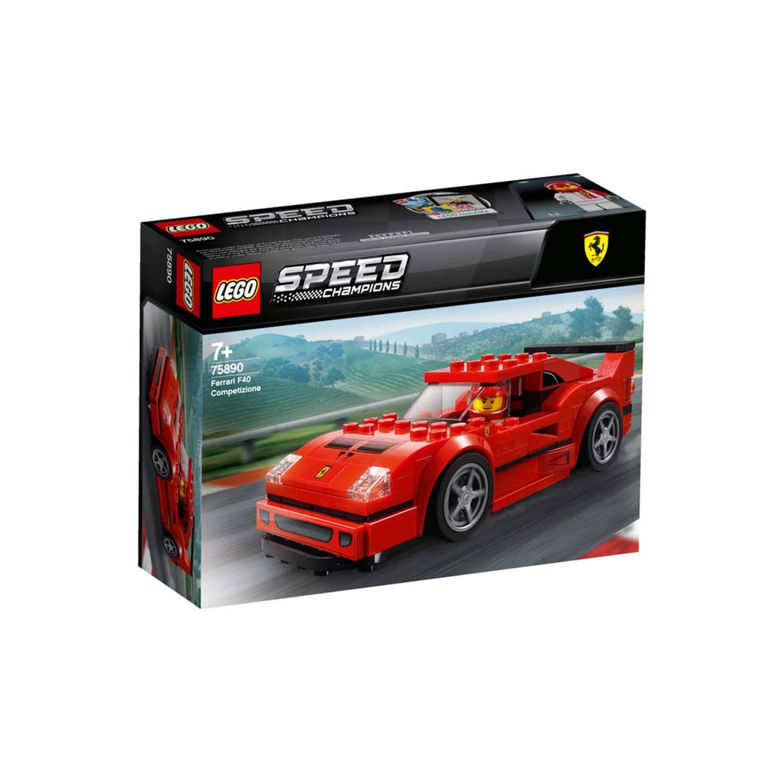 Korting Lego Speed Champions Ferrari F40 Competizione 75890