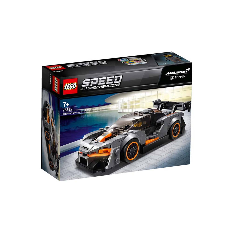 Korting Lego Speed Champions Mclaren Senna 75892